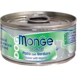 Dog Natural Poulet légumes...