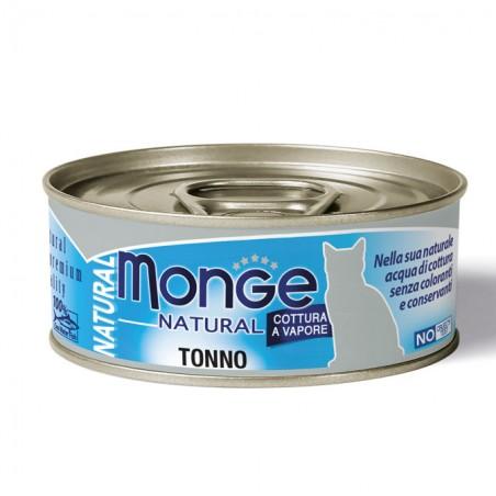 TONNO Boite pour chat Natural au Thon 24x80 grs