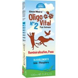 Oligo Vital n°2 Reminéralisation 100 ml