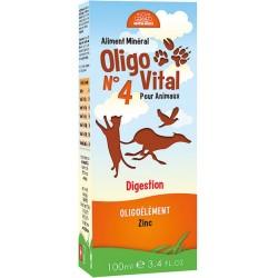 Oligo Vital n°4 Digestion 100 ml