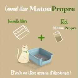 Utilisation Matou Propre