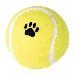 Balle de tennis 6,30 cm