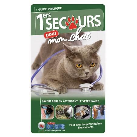 Guide pratique 1ers secours pour mon chat