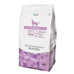 Croquette Chat Sterilised au poulet  - 1,5 kg