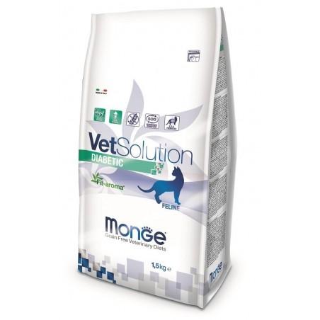 DIABETIC VET Solution Chat 1,5 kg