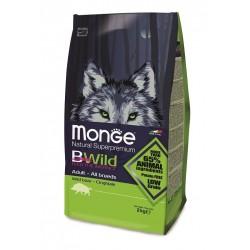 BWild Low Grain Adulte Sanglier 2,5 kg