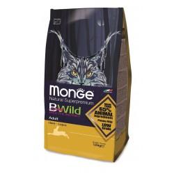 BWild Adulte Chat Lièvre 1,5 kg