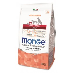 Croquette Chien Adulte Mini 2,5 kg Saumon