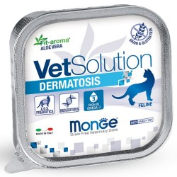Pâtées Chat VET Solution DERMATOSIS 6 x 100 grs