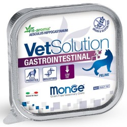 Pâtées Chat VET Solution GASTROINTESTINAL 6 x 100 grs