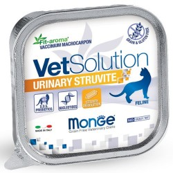 Pâtées Chat VET Solution URINARY STRUVITE 6 x 100 grs