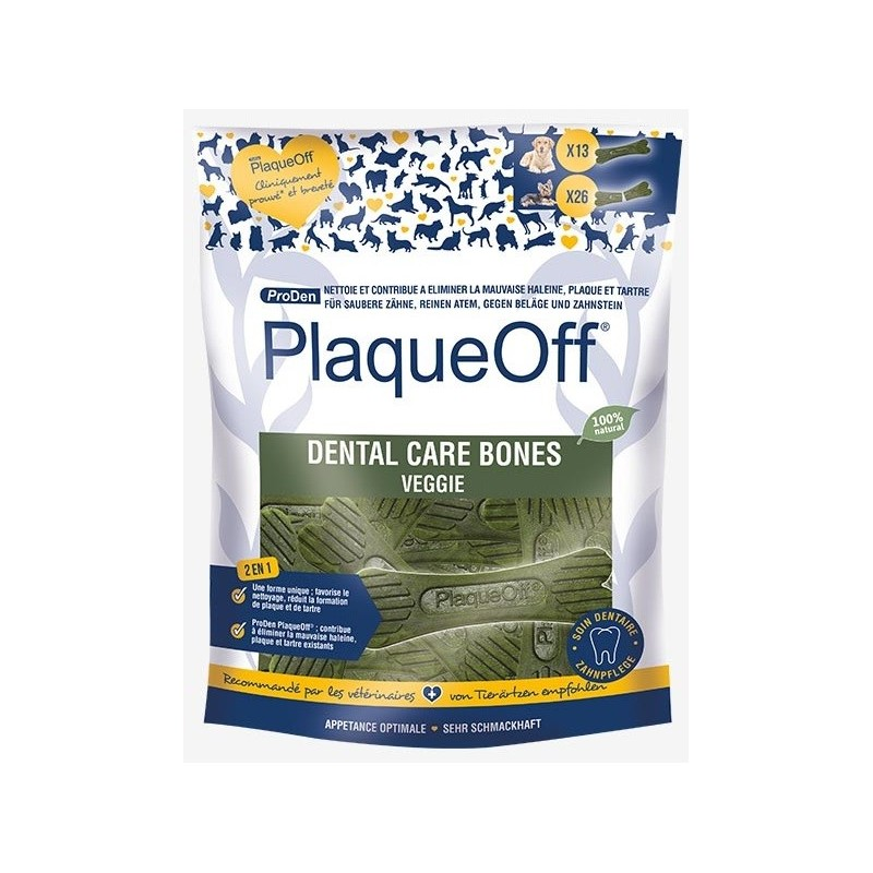 Dental Care Bones Veggie PlaqueOff 485 g