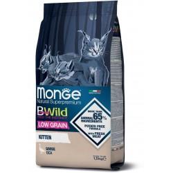 Kitten Chaton Oie Bwild Low Grain Adult 1,5 kg