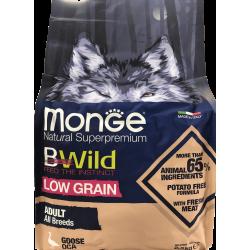 Oie Adult 12 kg Bwild Low Grain Monge