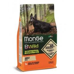 Bwild Grain Free MINI Canard 2,5 kg
