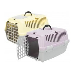 Capri 2 XS box de transport gris foncé/gris