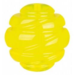 Balle flottant SPORTING BALLE en TPS 6 cm jaune