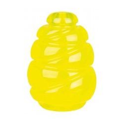 Balle flottant SPORTING SAUTEUR en TPS 9 cm jaune