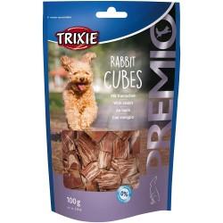 Friandise Cubes Rabbit 100 grs pour chien