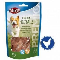 Friandise MEATBALLS Chicken 75 grs pour chien