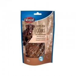 Friandise COINS Lamb Fish 40 grs pour chien