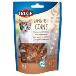 Friandise COIN Lamb Fish 20 grs pour chat