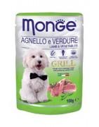 Grill pour chiens (sauce)